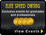 Elite Speed Dating - exclusive events for graduates and professionals