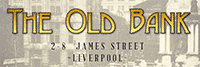 The Old Bank - Liverpool Logo